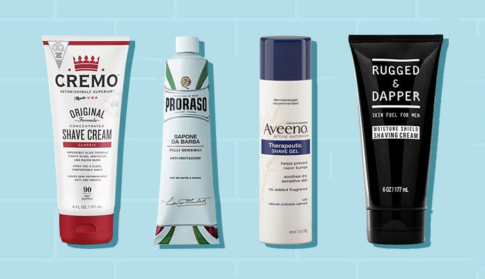 Best Men Shaving Creams For Sensitive Skin