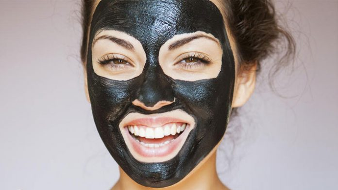 how to make homemade charcoal face mask for blackheads