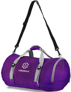 Best workout bag for women with shoe compartment